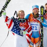 Olympia 2014: Impressionen der alpinen Rennen