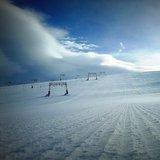 Neve fresca sulle Alpi oltre i 3000 mt - Ottobre 2014