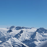 Skifahren in Disentis 3000