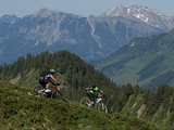 Biken im Kleinwalsertal - ©Markus Greber