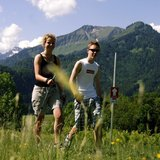 Nordic Walking in Oberstdorf
