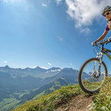 Mountainbiken in Adelboden