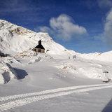 Pierwszy śnieg w Północnych Alpach - ©Zugspitze Facebook