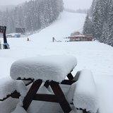 Aprílová snehová nádielka v Jasnej - ©TMR, a.s.| facebook Jasná Nízke Tatry