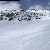 Whistler Blackcomb - Blackcomb Glacier on 4/17. Like powdered sugar.  - ©Bryant's iPhone