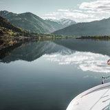 Bottsfahrt auf der MS Schmitten in Zell am See - ©Zell am See Kaprun | Felsch Fotodesign