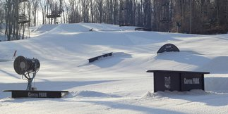 2013 Midwest Region Best Park & Pipe: Mad River Mountain - ©Mad River Mountain