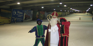 Sinterklaas evenementen in de indoorhallen - ©Snowvalley Peer
