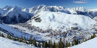Ouverture des 2 Alpes le 29 novembre