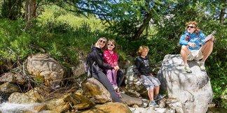 Un été en famille à Val d'Isère