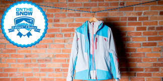 2015 Women's Jacket Editors' Choice: Atomic Cliffline Stormfold Jacket