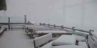 Vento e Neve sulle Alpi: i primi fiocchi di Ottobre!