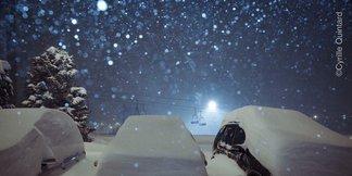 Francie pod sněhem (29.-30.1.2015)