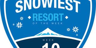 Snowiest Resort of the Week (Woche 10/2015): Klarer Sieger in KW 10
