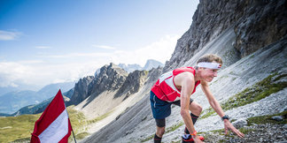 Packender Extremwettkampf beim Red Bull Dolomitenmann 2014 - ©Philip Platzer/Red Bull Content Pool