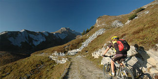 Bike Tour der Woche: Alp Mora - ©Graubünden Ferien
