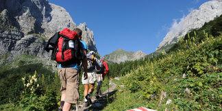 Bildergalerie: Unterwegs auf dem Karnischen Höhenweg - ©XNX