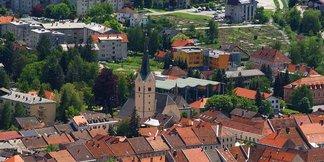 Slovenj Gradec - ©RRA Koroska/Tomo Jesenicnik