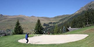 Golfclub Verbier - ©Golfclub Verbier