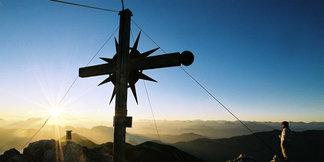 Der Ausblick auf die schöne Alpenwelt rund um Brandenberg