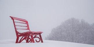 Eindelijk terug sneeuw in de Alpen (20 december 2016) - ©Prato Nevoso Ski Facebook