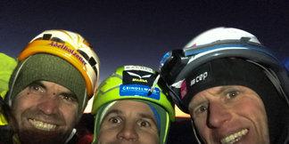 Jeff Lowes Metanoia: Thomas Huber, Stephan Siegrist und Roger Schäli gelingt zweite Begehung - ©Huber, Siegrist, Schäli