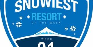 Sneeuwrijkste gebied week 1: Oostenrijk met winst het nieuwe jaar in - ©Skiinfo.de