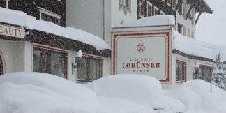14.01.2017: Impressionen aus Zürs am Arlberg