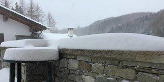 Finalmente neve! [Fotogallery] - ©Discover Madesimo Facebook