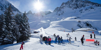 Neige fraîche et prix givrés sur le domaine du Grand Tourmalet - ©Facebook Grand Tourmalet