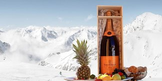 Champagne Brunch - ©Champagne Brunch in the Schneekristall Pavilion