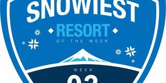Snowiest Resort of the Week (Kalenderwoche 03/2017): Frankreich wieder auf Platz 1 - ©Skiinfo.de