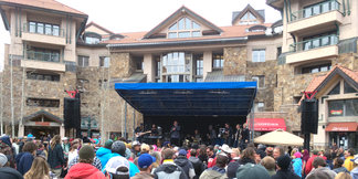 Telluride Ski Resort April 2nd Closing Day to Feature Free Concert with G. Love and Special Sauce - ©Telluride Ski Resort