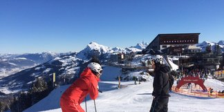 Weekly Snow Report 22/2/17 - ©Kitzbuehel Tirol