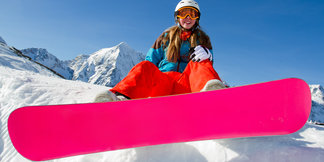 Peyragudes capitale du snowboard en ce début mars - ©Gorilla - Fotolia.com