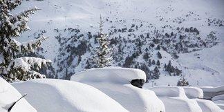 Gallery: Powder in French Alps March 1, 2017 - ©Meribel, Coeur des 3 Vallees