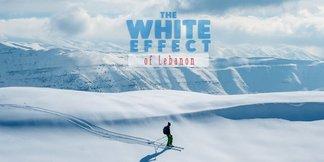 Liban w wersji zimowej