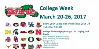 College Week - ©www.skibrule.com