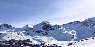 Weekly Snow Report 22/3/17 - ©La Plagne/Facebook