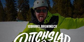 Eldora Mountain Resort Hosts Inaugural Ditchslap Banked Slalom Presented by 10 Barrel Brewing Co. on Saturday, April 1 - ©Eldora Mountain Resort