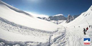Raport narciarski: dużo słońca nad Alpami, od weekendu pogoda zmienna - ©Tignes/Facebook