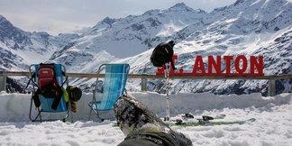 Raport z St. Anton: czy warto jechać w kwietniu na narty? - ©Tomasz Wojciechowski / Skiinfo