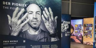 """Ausstellung """"Klettergärten der Welt"""" in Berlin ist eröffnet - ©Vertical-Life"""
