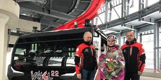 Ischgl/Samnaun: Zwei Millionen Fahrgäste in der Saison 2016/17 - ©Silvrettaseilbahn AG
