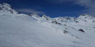 Stubaier Gletscher - nicer  the after. chopped in the morning  - ©pif