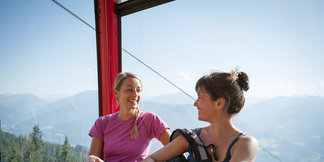 Mit der Gondel zum Spaß: Sehenswerte Ausflugsziele in den Tiroler Bergregionen - ©Jens Schwarz
