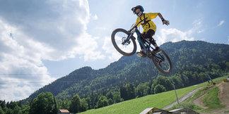 Bikepark Lenggries - ©http://www.bikepark-lenggries.com/galerie