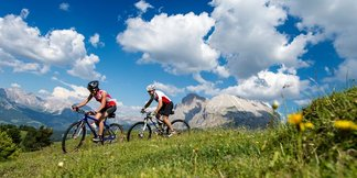 Vacanze & Mountain bike: Pedalare nelle Dolomiti  - ©Ph: Helmuth Rier - www.dolomitisuperski.com