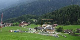 Zillertal: Od zimy 2017/18 bude premávať nová 10-miestna gondola Finkenberg I - ©BAUTAGEBUCH FINKENBERGER ALMBAHNEN I