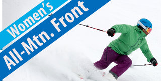 Women's All-Mountain Front Ski Buyers' Guide 17/18